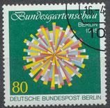 BERL 734 gestempelt