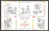 1675-1670 postfrisch (CH)