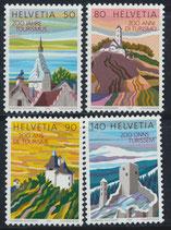 1354-1357 postfrisch (CH)
