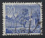 BERL 51  gestempelt