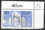 785 postfrisch Eckrand rechts oben (BERL)