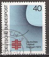 763 gestempelt (BRD)