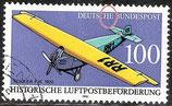 1524 / DE1422-003 gestempelt (Plattenfehler DE)