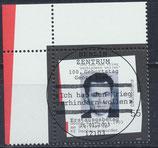 BRD 2310 gestempelt mit Eckrand links oben (2)