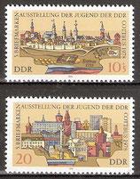 2343-2344 postfrisch  (DDR)