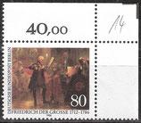 764 postfrisch Eckrand rechts oben (BERL)