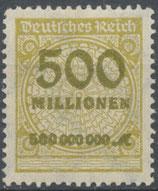 DR 324 A postfrisch