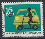 DDR 1170  philat. Stempel