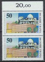 BERL 804 postfrisch senkrechtes Paar Bogenrand oben (RWZ 20,00)