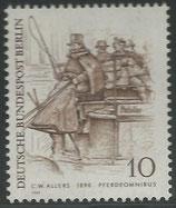 332  postfrisch  (BERL)