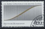 BRD 1654 gestempelt