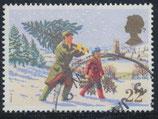 1301  gestempelt (GB)