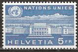 33 postfrisch (CH-ONU/UNO)