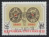 AT 1634 gestempelt