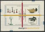 Block 45   2001-2004   postfrisch  (BRD)
