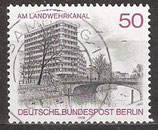 BERL 579 gestempelt