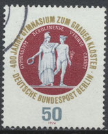 BERL  472 gestempelt