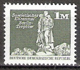 2561 postfrisch (DDR)