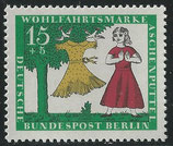 267  postfrisch  (BERL)