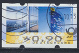 BRD-ATM 7 - 90 gestempelt
