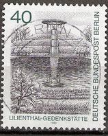 BERL 634 gestempelt