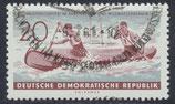 DDR 840 philat. Stempel