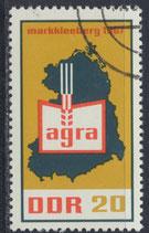 DDR 1292  philat. Stempel