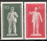 772-773 postfrisch (DDR)