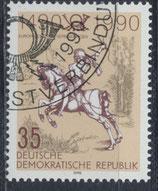 DDR 3299 philat. Stempel (1)