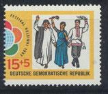 DDR 906 postfrisch