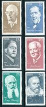 1644-1649 postfrisch (DDR)