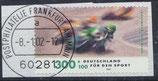 BRD 2034 gestempelt auf Briefstück