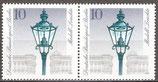 603 postfrisch; waagrechtes Paar (BERL)