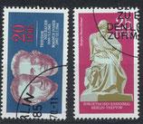 DDR 1603-1604 gestempelt