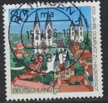 BRD 1846 gestempelt