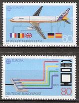 BRD 1367-1368 postfrisch