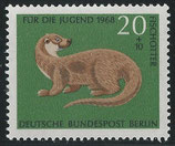 317  postfrisch  (BERL)