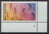 BERL 645 postfrisch Eckrand rechts unten