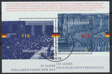 BRD Block 43    1986-1987 gestempelt (2)