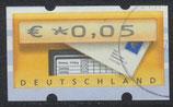 BRD-ATM 5 - 5 gestempelt