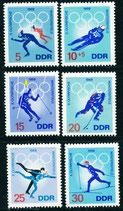 DDR 1335-1340 postfrisch