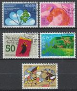 1364-1368  gestempelt (CH)