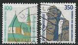 BRD 1406-1407 gestempelt (1)
