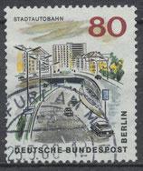 BERL  262 gestempelt