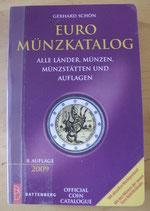 Euro Münzkatalog 8. Auflage 2009
