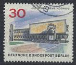 BERL 257 gestempelt