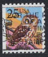 USA 1981 Dl gestempelt