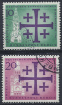 BERL 215-216 gestempelt