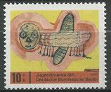 386  postfrisch  (BERL)