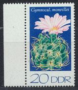 DDR 1925 postfrisch mit Bogenrand links